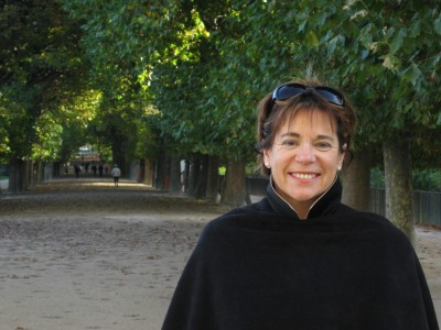Sylvie Toupin, conservatrice des collections scientifiques