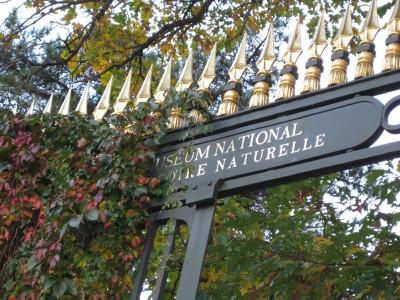 Museum national d'histoire naturelle de Paris