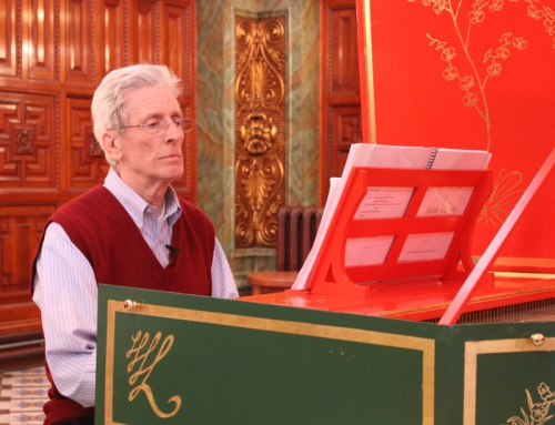 Le clavecin opus 7 de M. Laforge : une grande donation