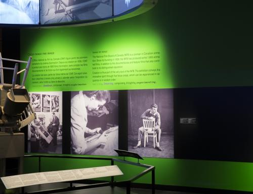 L'exposition Image x Image. Le cinéma d'animation à l'ONF