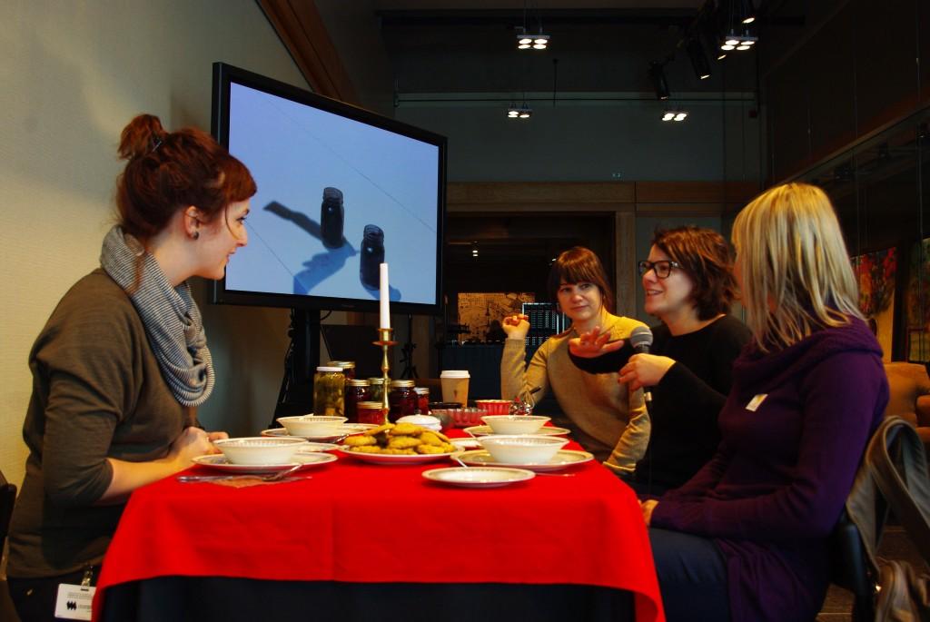Mylène Boutin, Catherine Bussières et Annie Hebert partagent leurs souvenirs.