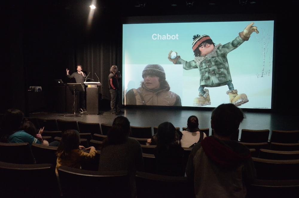 Décoder le monde de la nordicité avec le film d'animation La guerre des tuques 3D