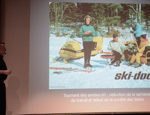 Sports d'hiver : décoder la motoneige et le hockey