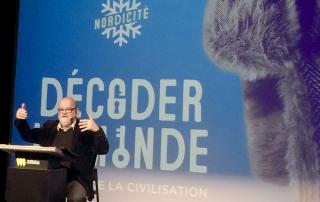 Serge Bouchard, anthropologue