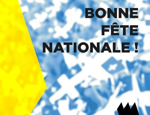 La musique rassemble! Liste de lecture de la Fête nationale